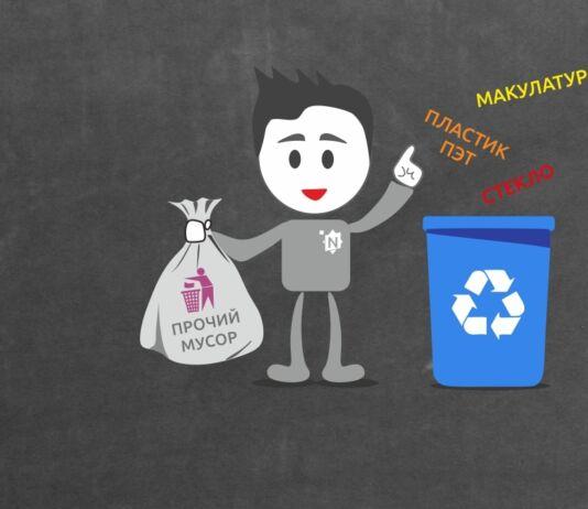 карточки мусор