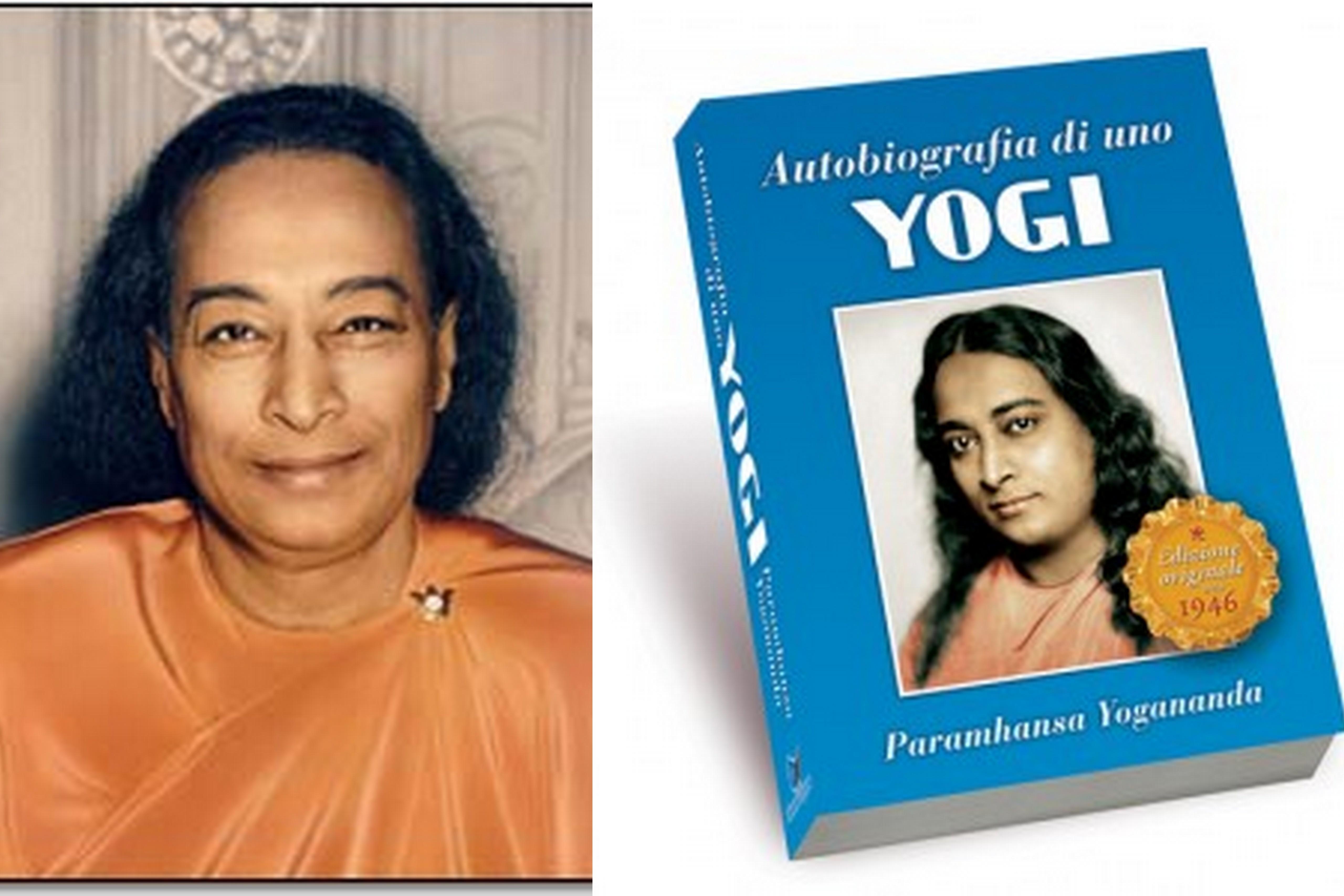 """Парамаханса Йогананда """"Автобиография йога"""""""