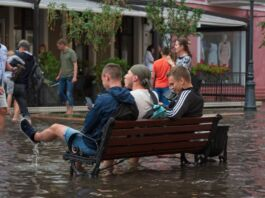 Потоп в Бресте