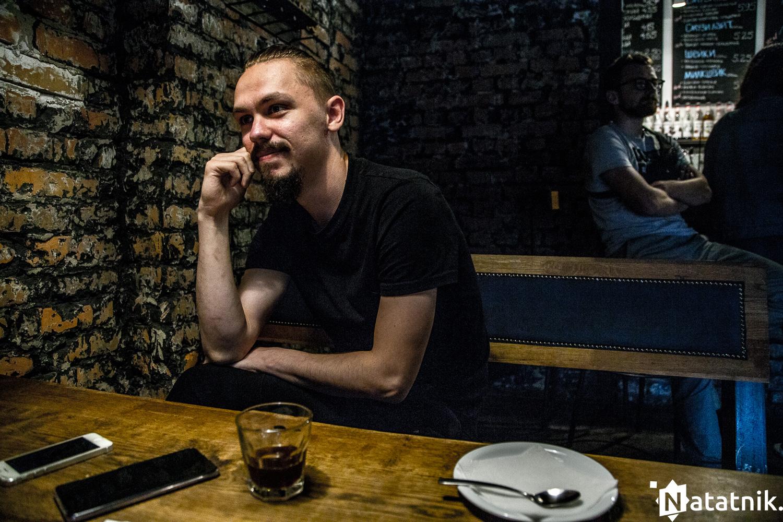 кофе, латте-арт, Степан Кот