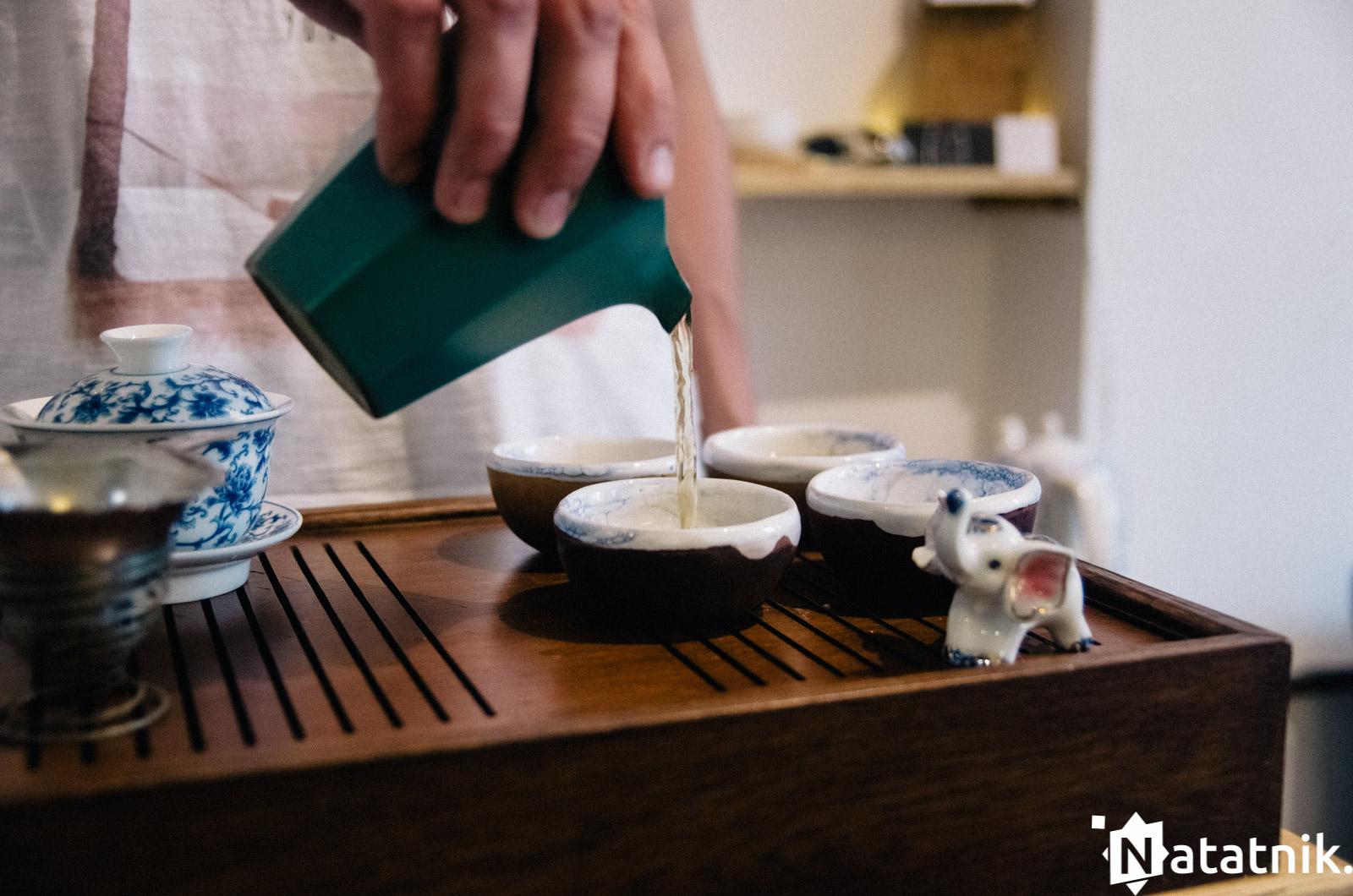 чай, как заваривать правильно чай