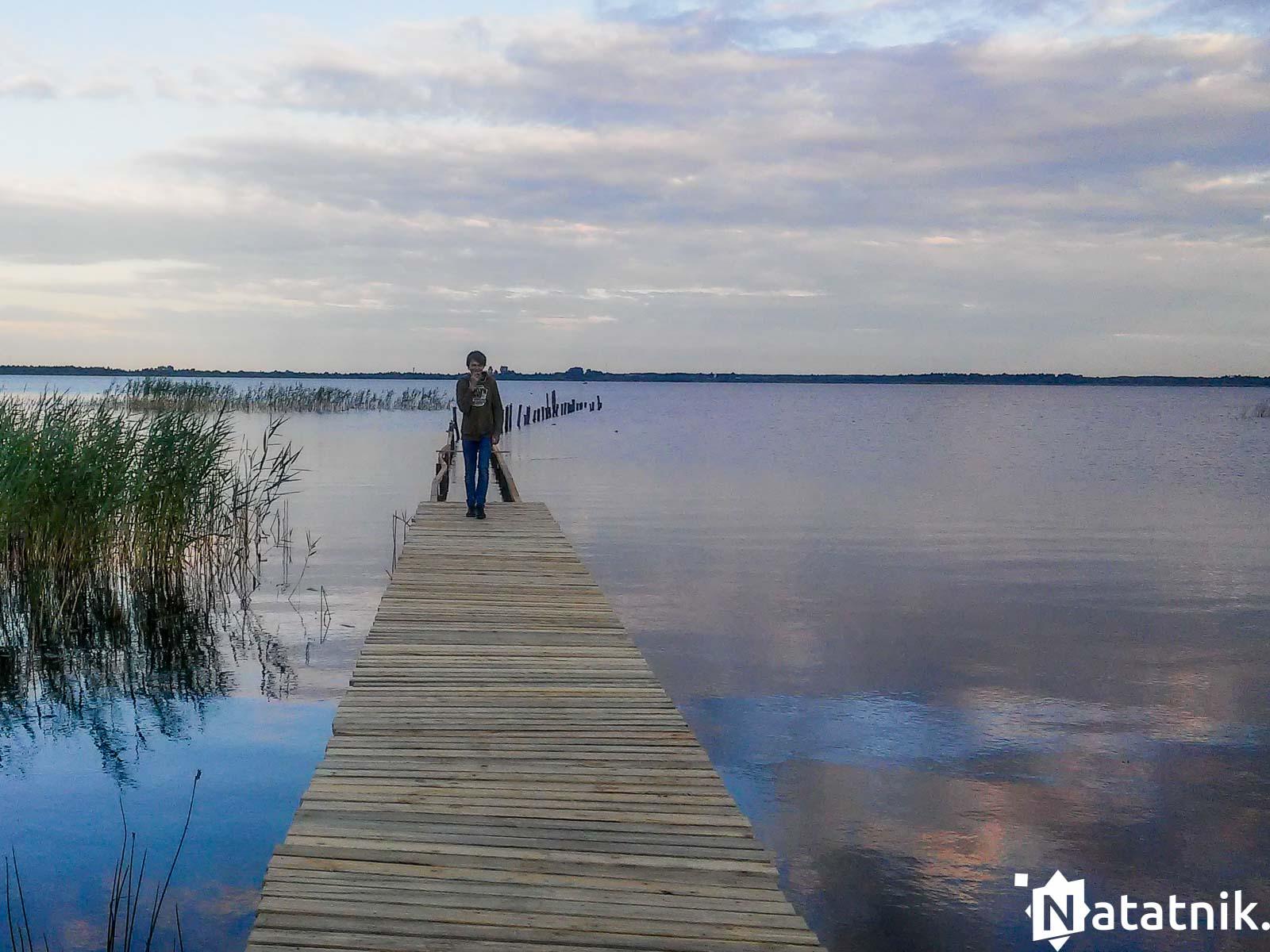 Отдых на Шацких озёрах