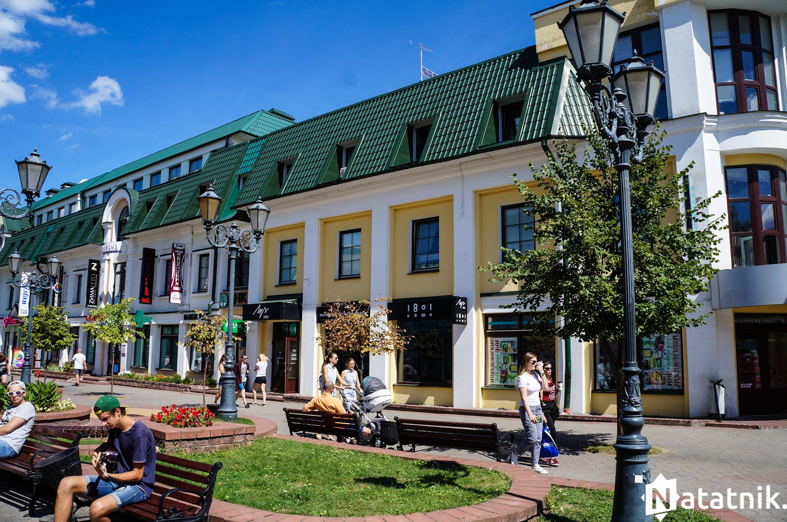 кофейня 1801, Брест