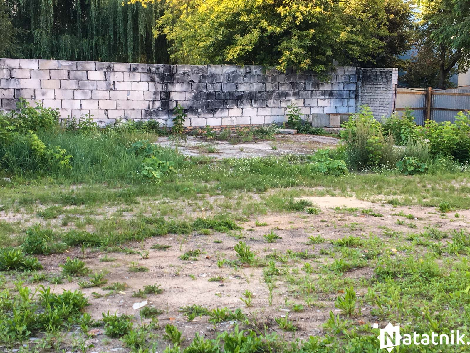 Предполагаемое место расстрела евреев в Бресте