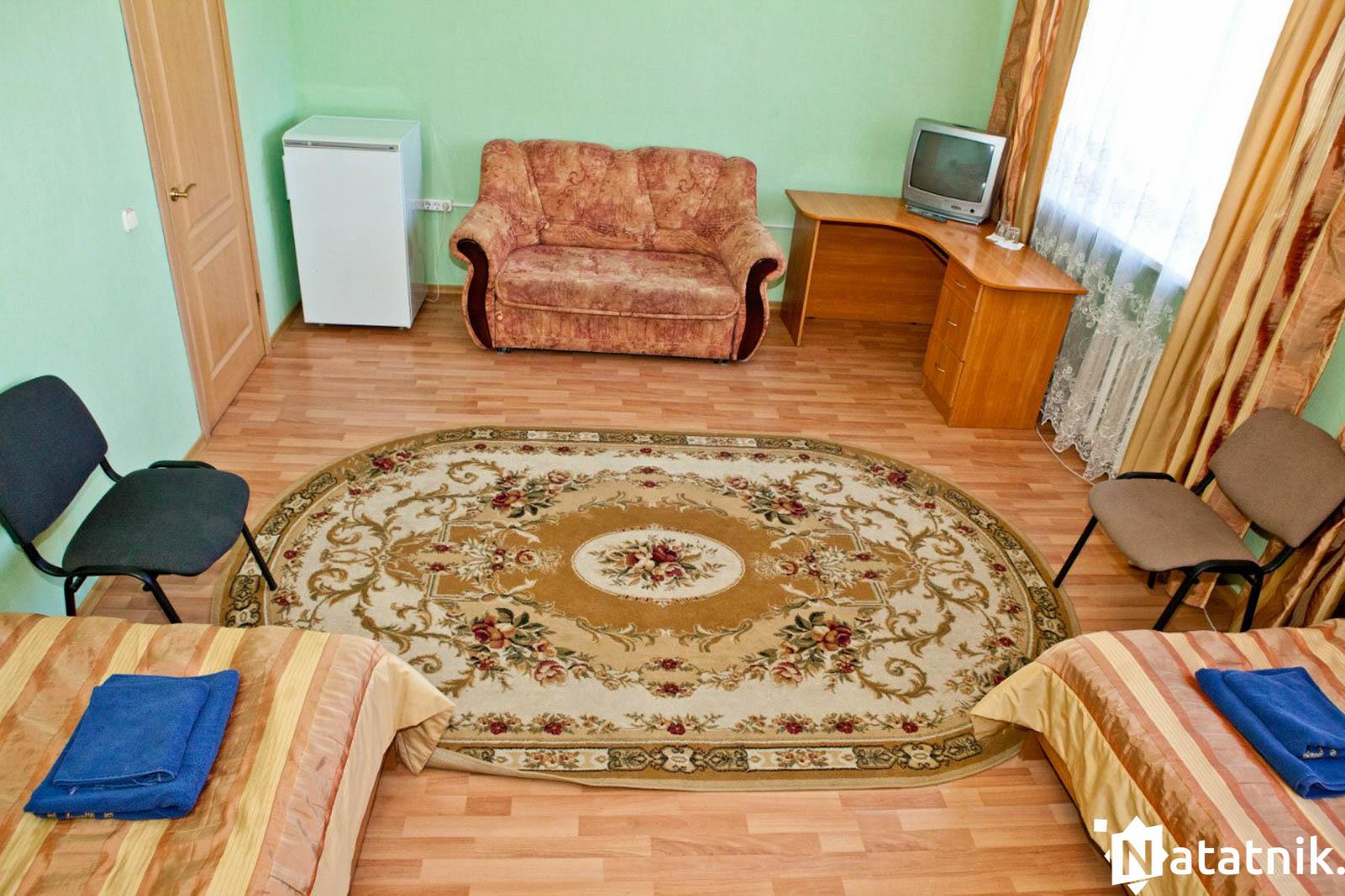 Гостиница Спорт, Пинск