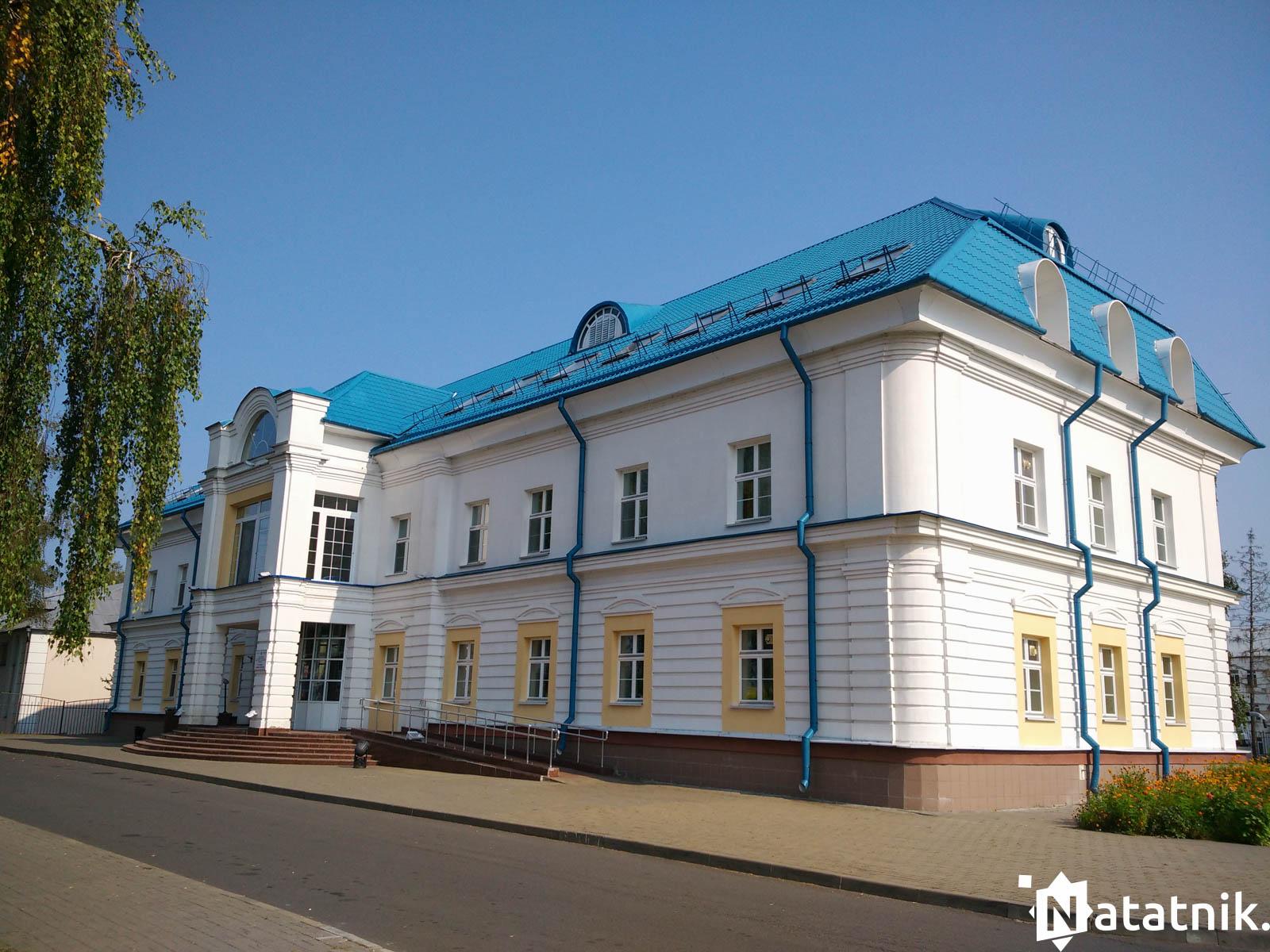Университетская гостиница, Пинск