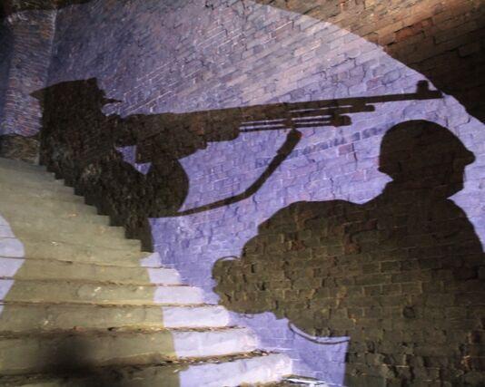 реконструкция в Брестской крепости