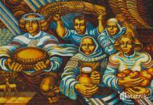 Советская мозаика