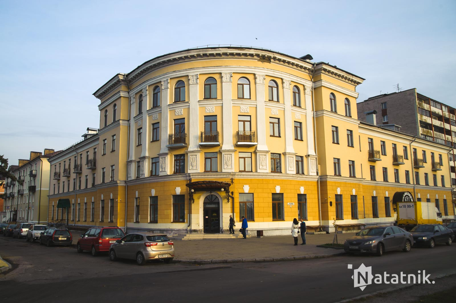 Гостиница Буг