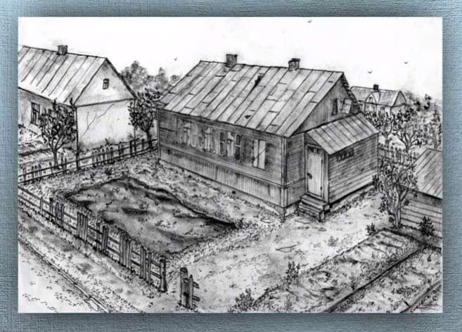 Захоронения евреев в Бресте
