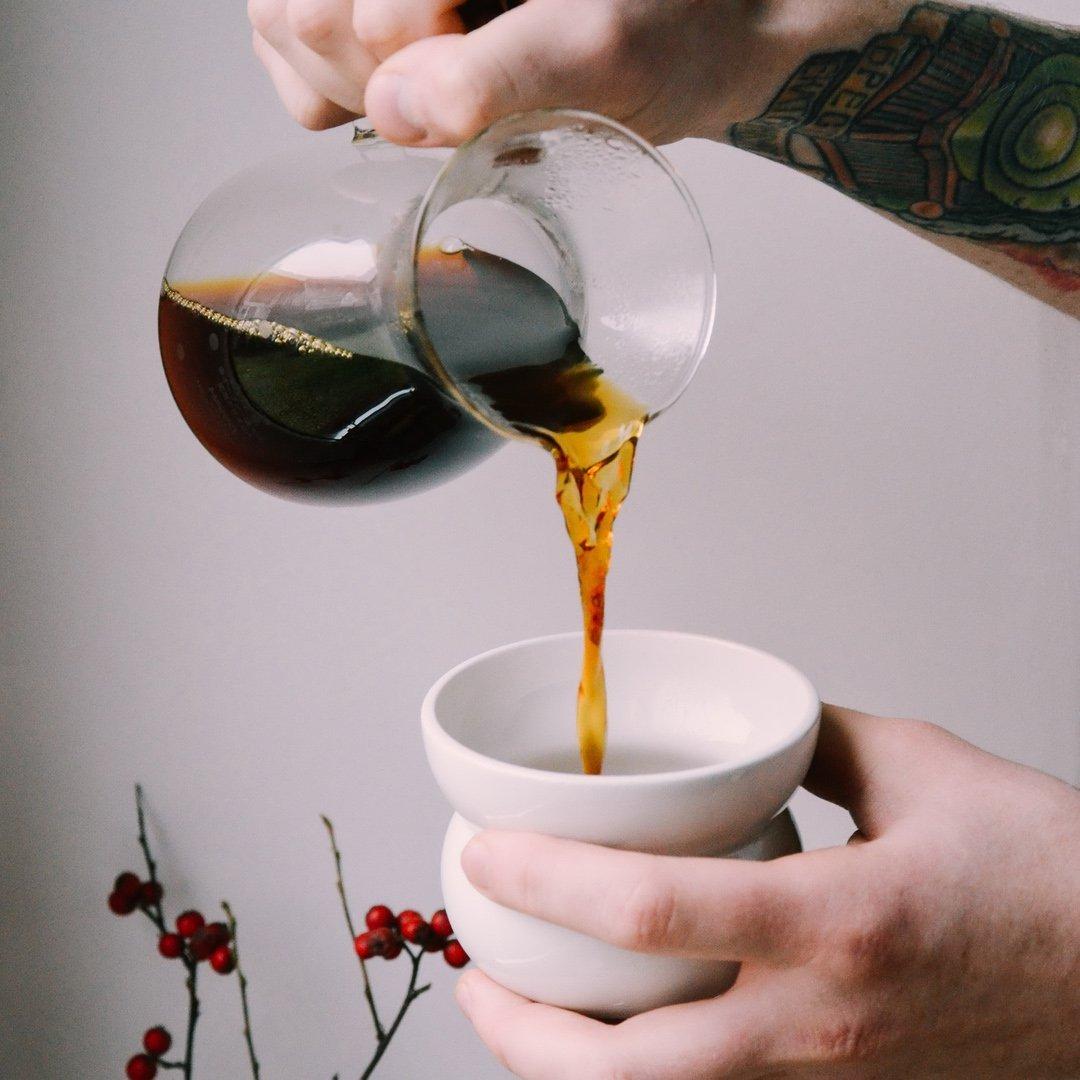 Брест, кофе