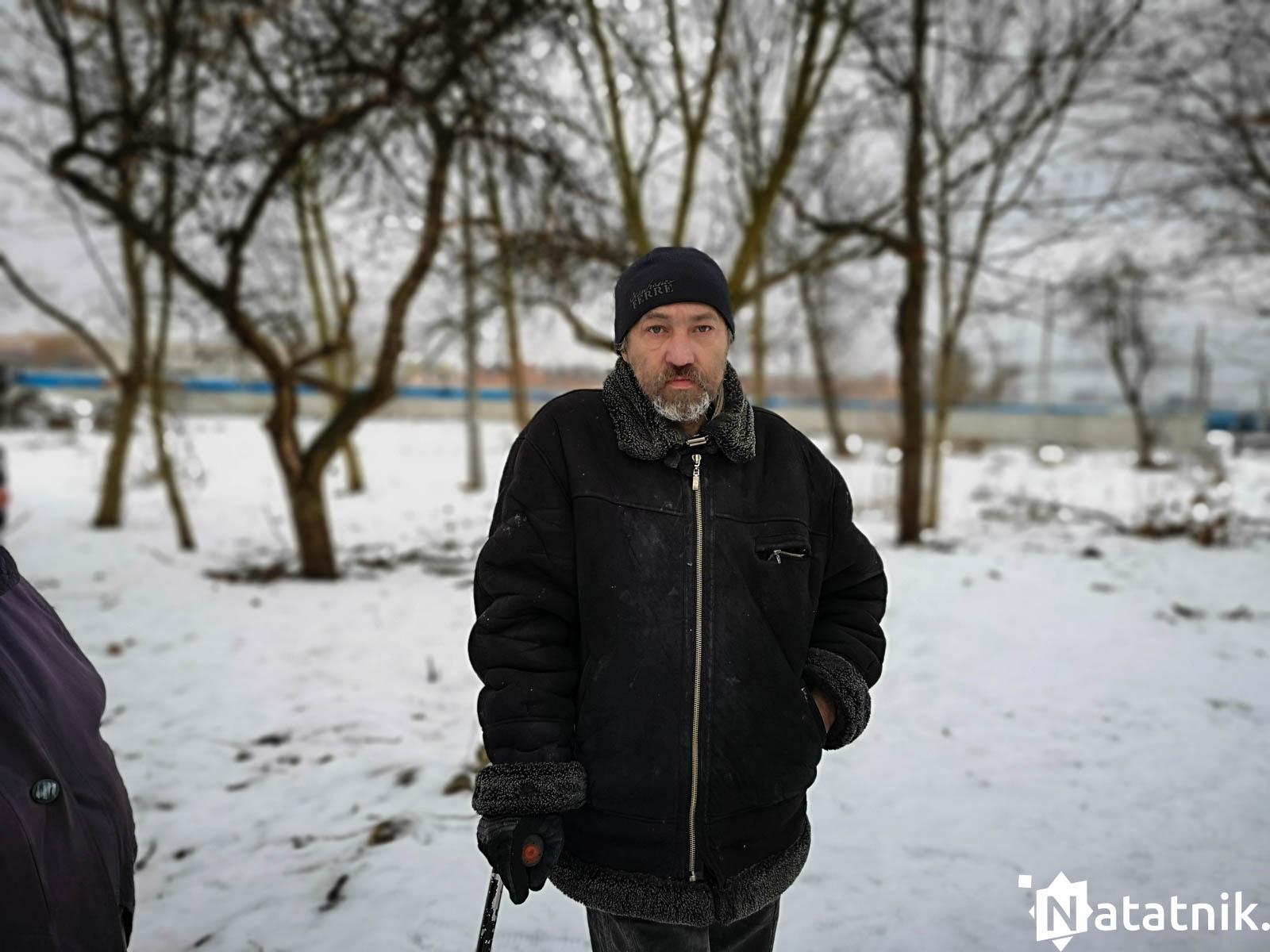 Бездомные в Бресте