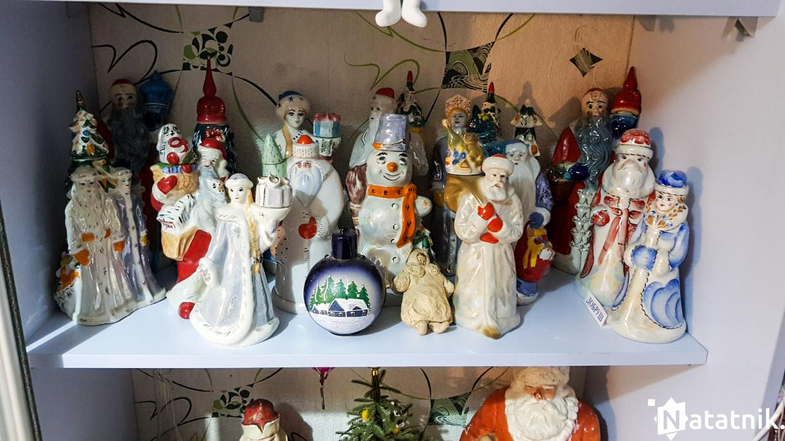 Музей Деда Мороза и Снегурочки