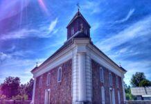 треугольная церковь