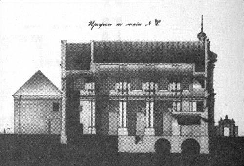 Бернардинский монастырь Брест