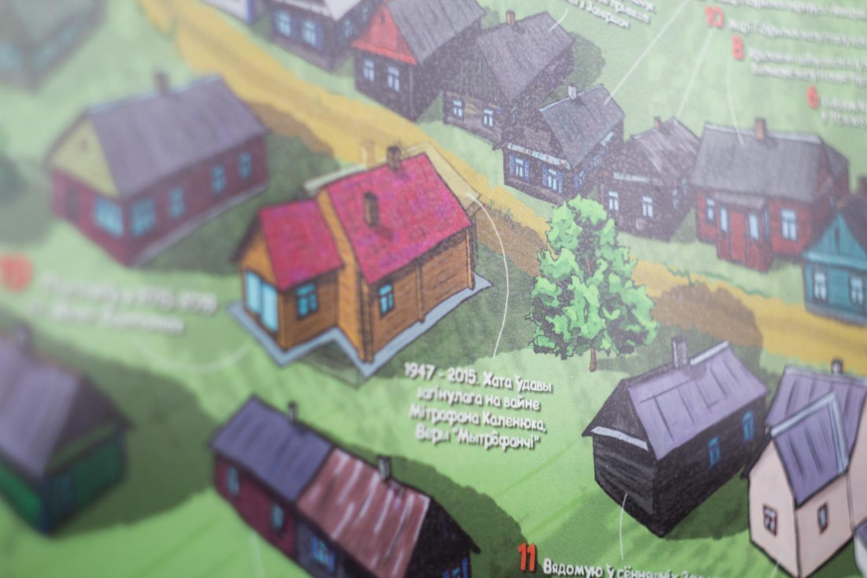 Дом Инны на карте