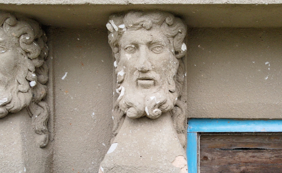 Полонечка, дворец Радзивиллов